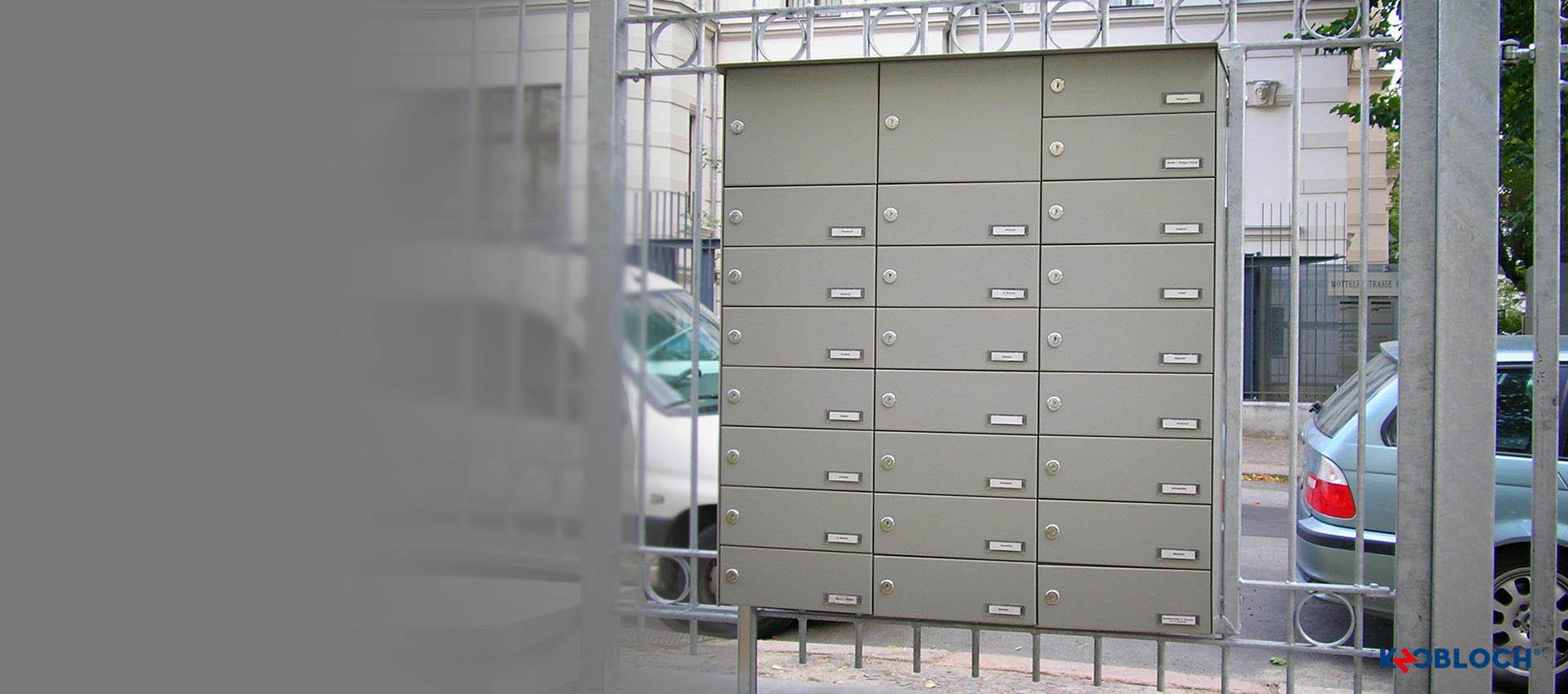 Briefkastenkonfigurator Fur Knobloch Briefkasten